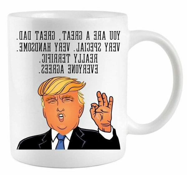 Donald Trump Day Coffee Mug Gift