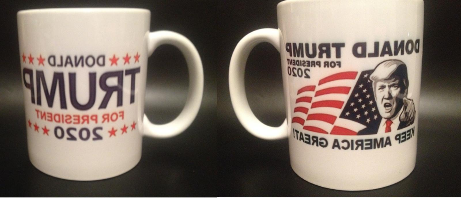 donald trump for president 2020 coffee mug