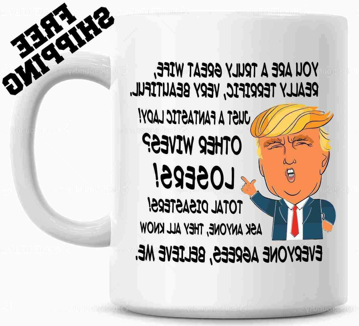 donald trump gift for wife great wife