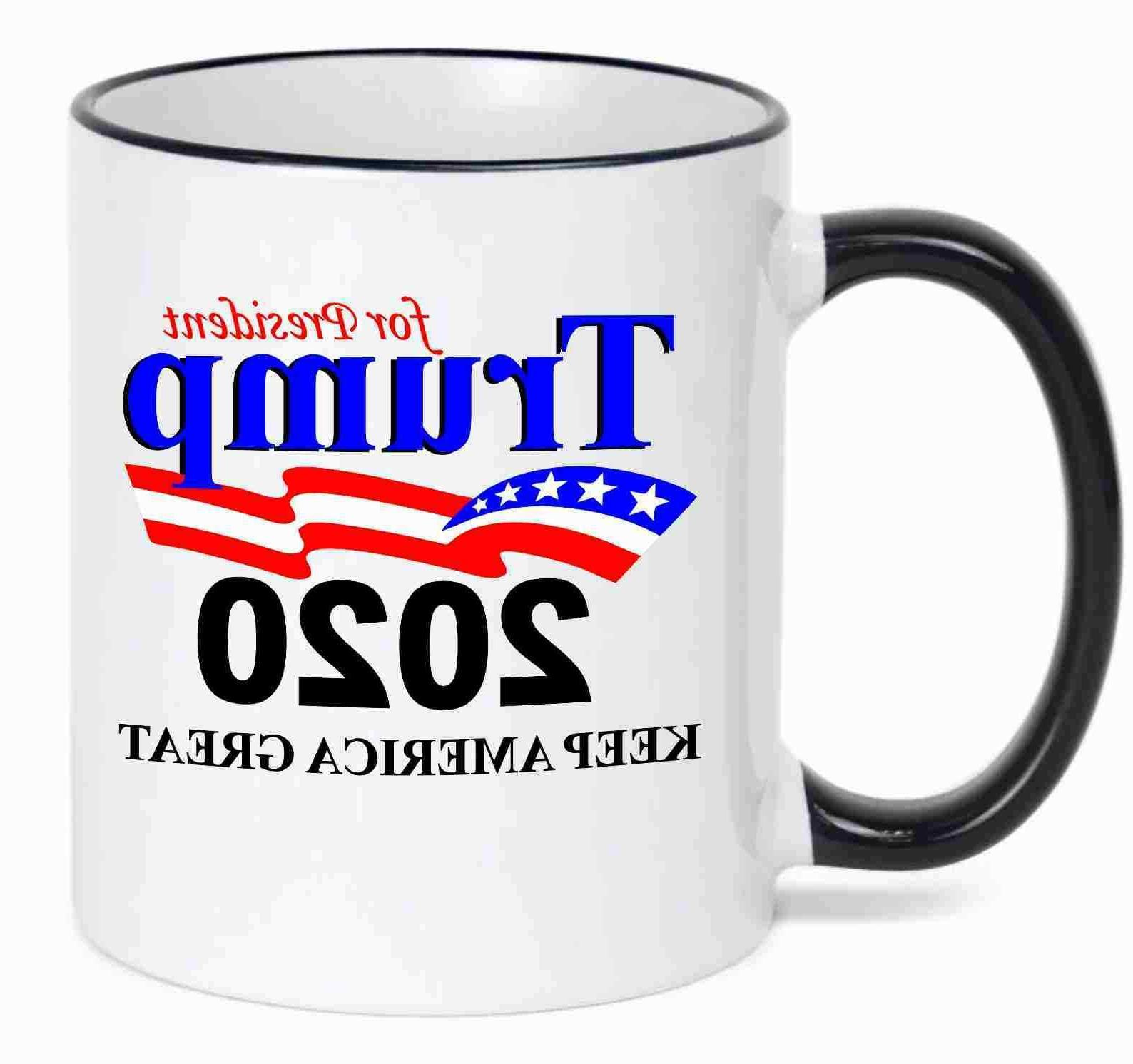 donald trump keep america great 2020 coffee