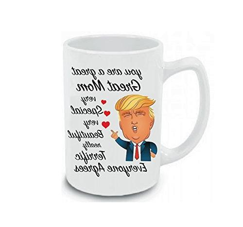 donald trump mother day coffee