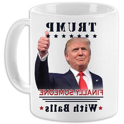 donald trump thumbs finally someone