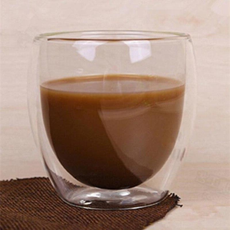 Double the Drinking Insulation Tea Cup Creative Drinkware Milk