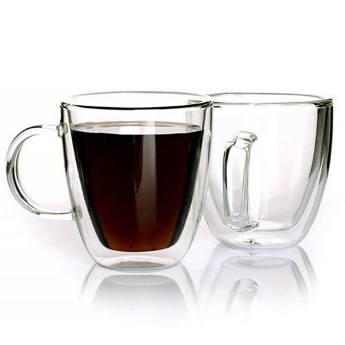 Double Mug, Insulated Cup