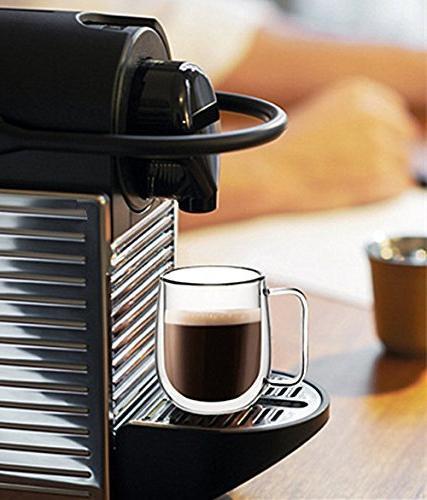 Huada Borosilicate Espresso of