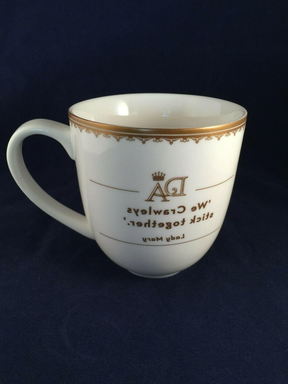 DOWNTON ABBEY COFFEE / TEA -