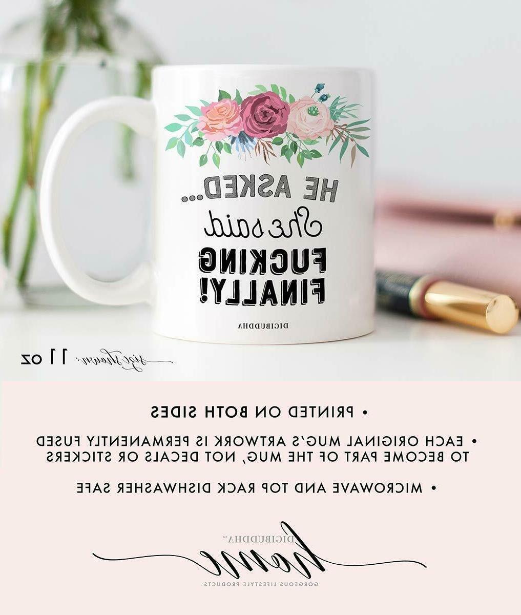 FINALLY Mug Gift 11oz Digibuddha