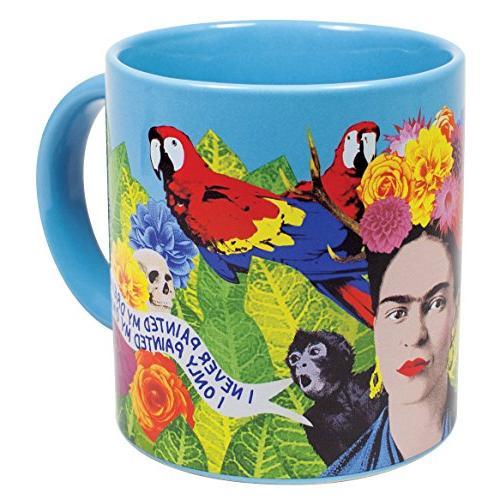 frida kahlo art coffee mug famous quotes english spanish com
