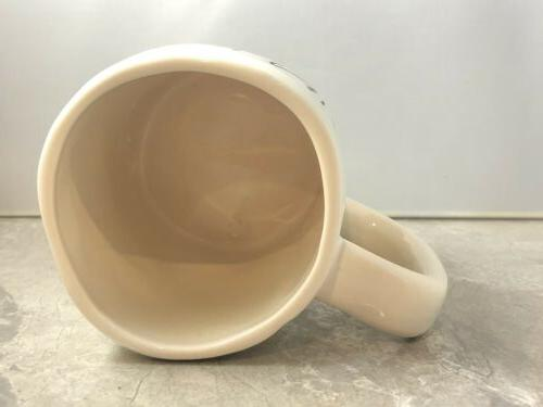 RAE DUNN Mug New Letter LL Artisan Collection