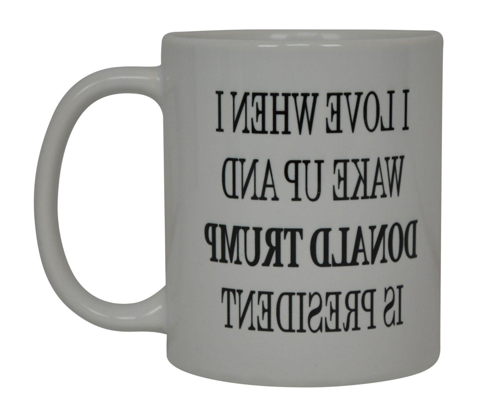 Best Coffee Mug Tea Cup Gift Novelty I I Wake