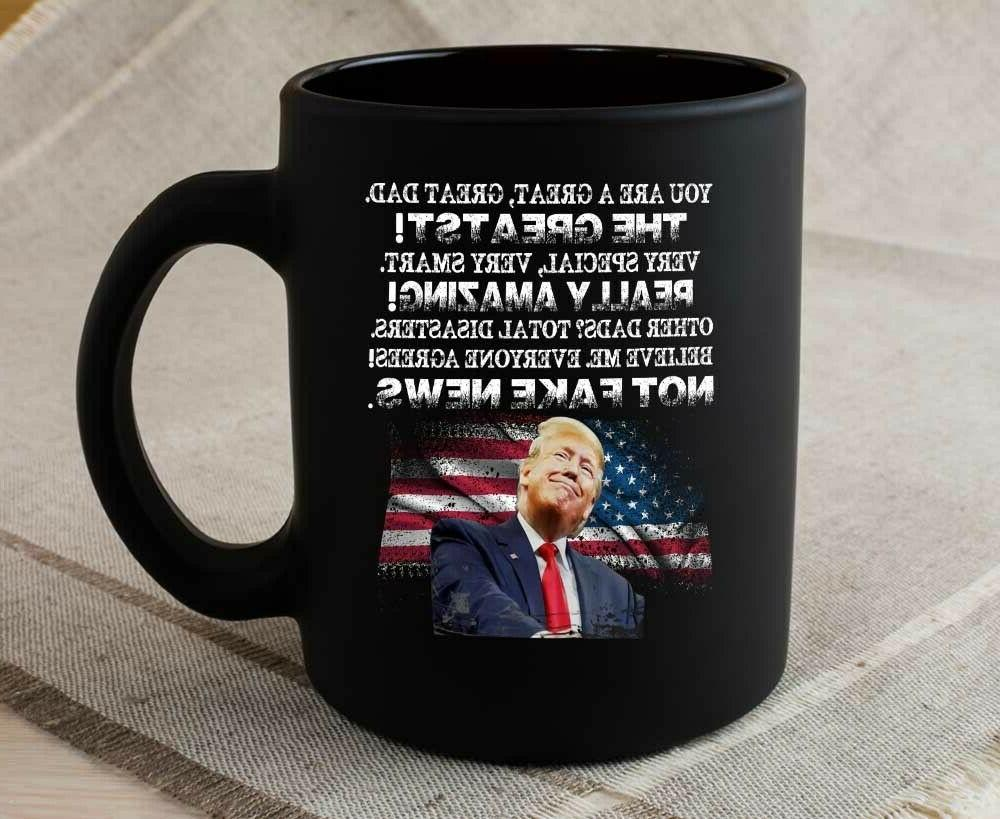funny donald trump father s day coffee