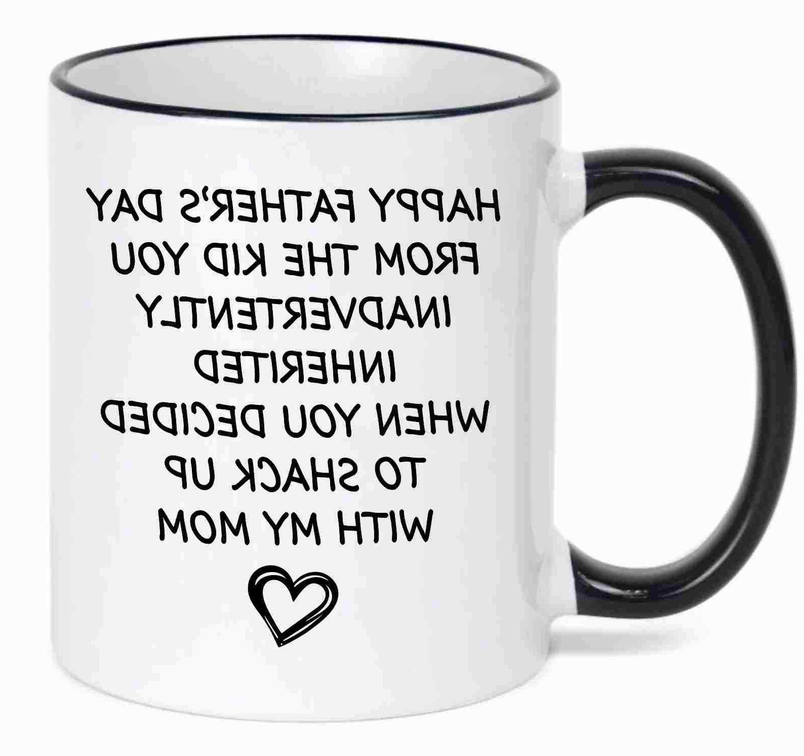 funny step dad fathers day mug bonas