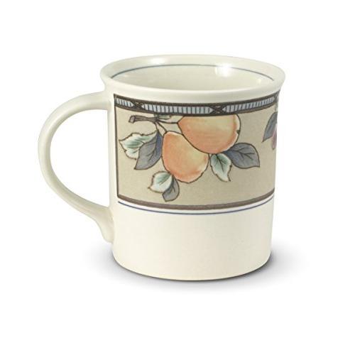 garden harvest coffee mug