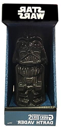 ThinkGeek Geeki Tikis Darth Vader 14-Ounce Ceramic Drinking