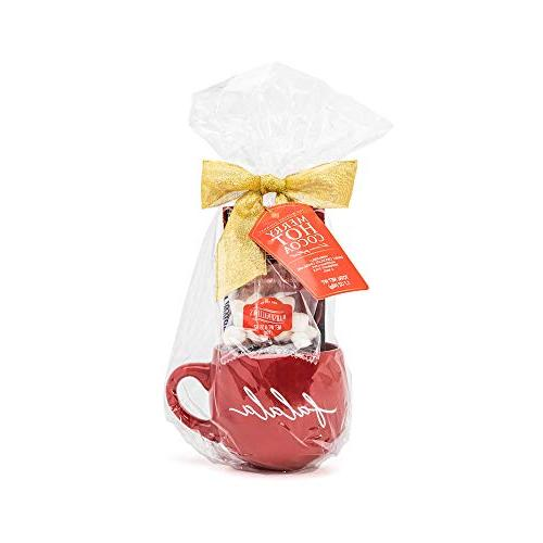 ghirardelli peppermint chocolate holiday cocoa gift set