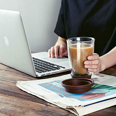 Sweese Glass Travel Coffee Double Wall Thermo Borosilicate