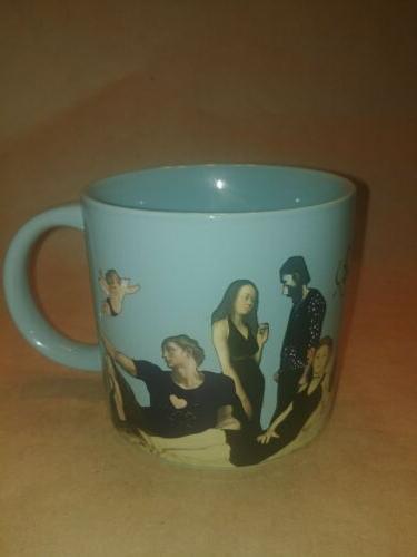 great nudes novelty coffee mug unused
