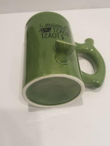 Green TOAST Novelty plus