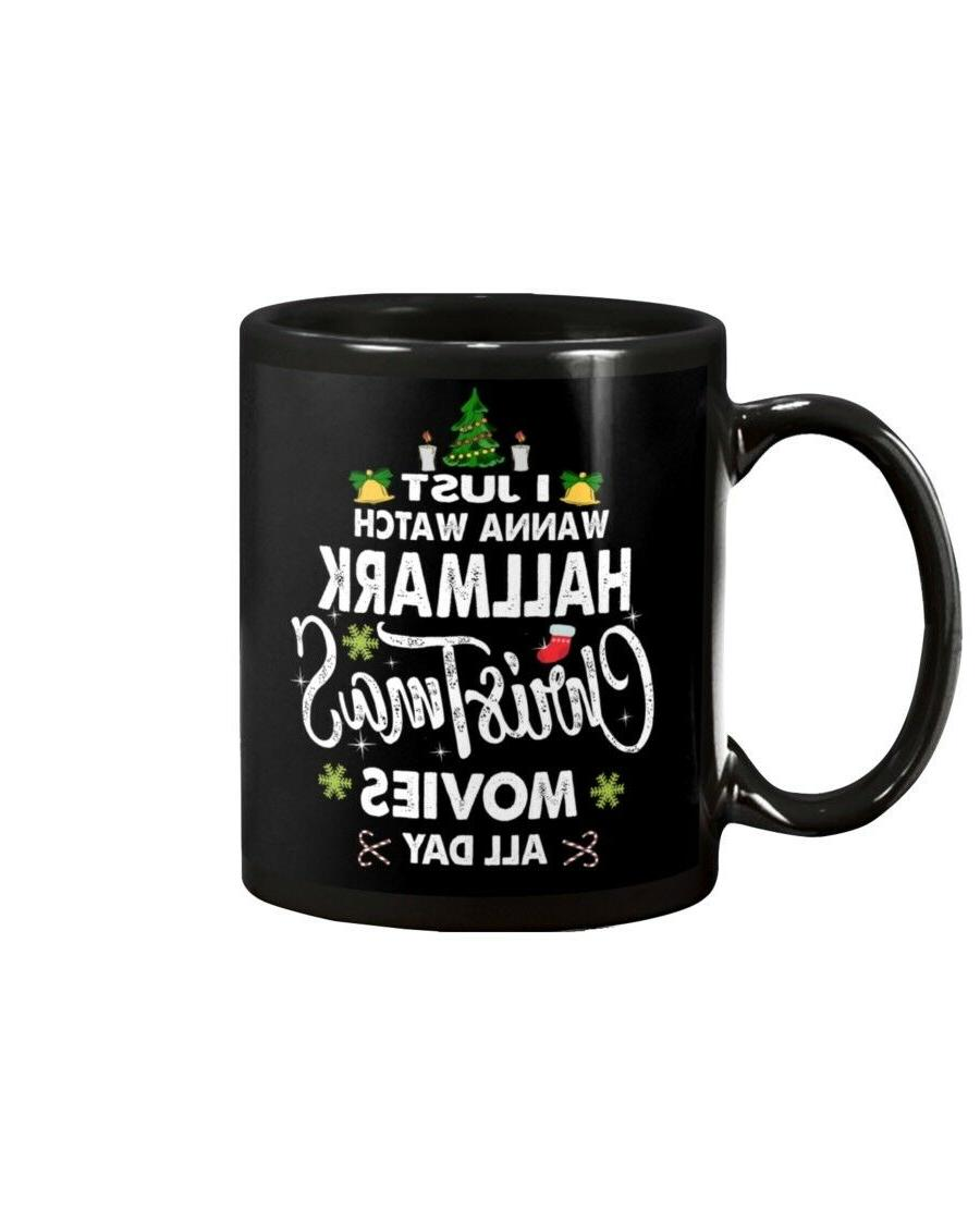 Hallmark Christmas Movie Mug, Hallmark Christmas Mug, Cowork