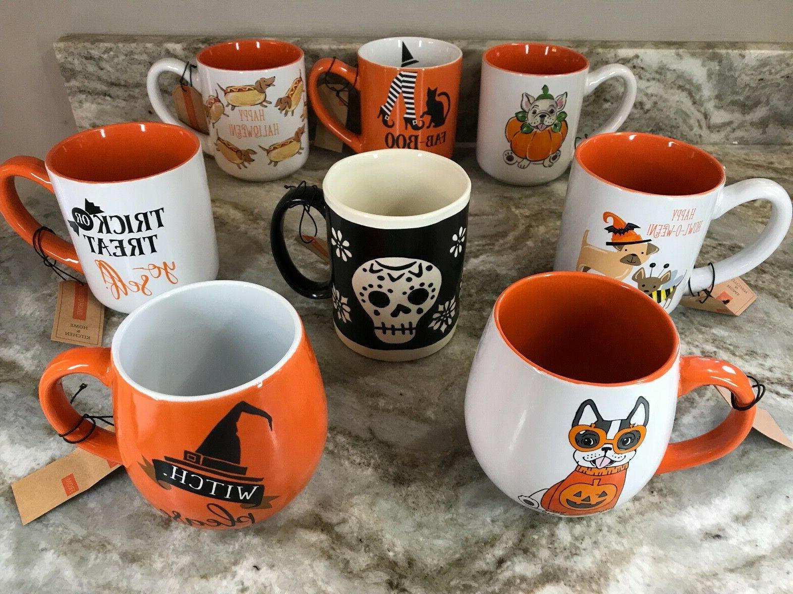 Halloween Mugs Spectrum Design Boo, Or Treat You New