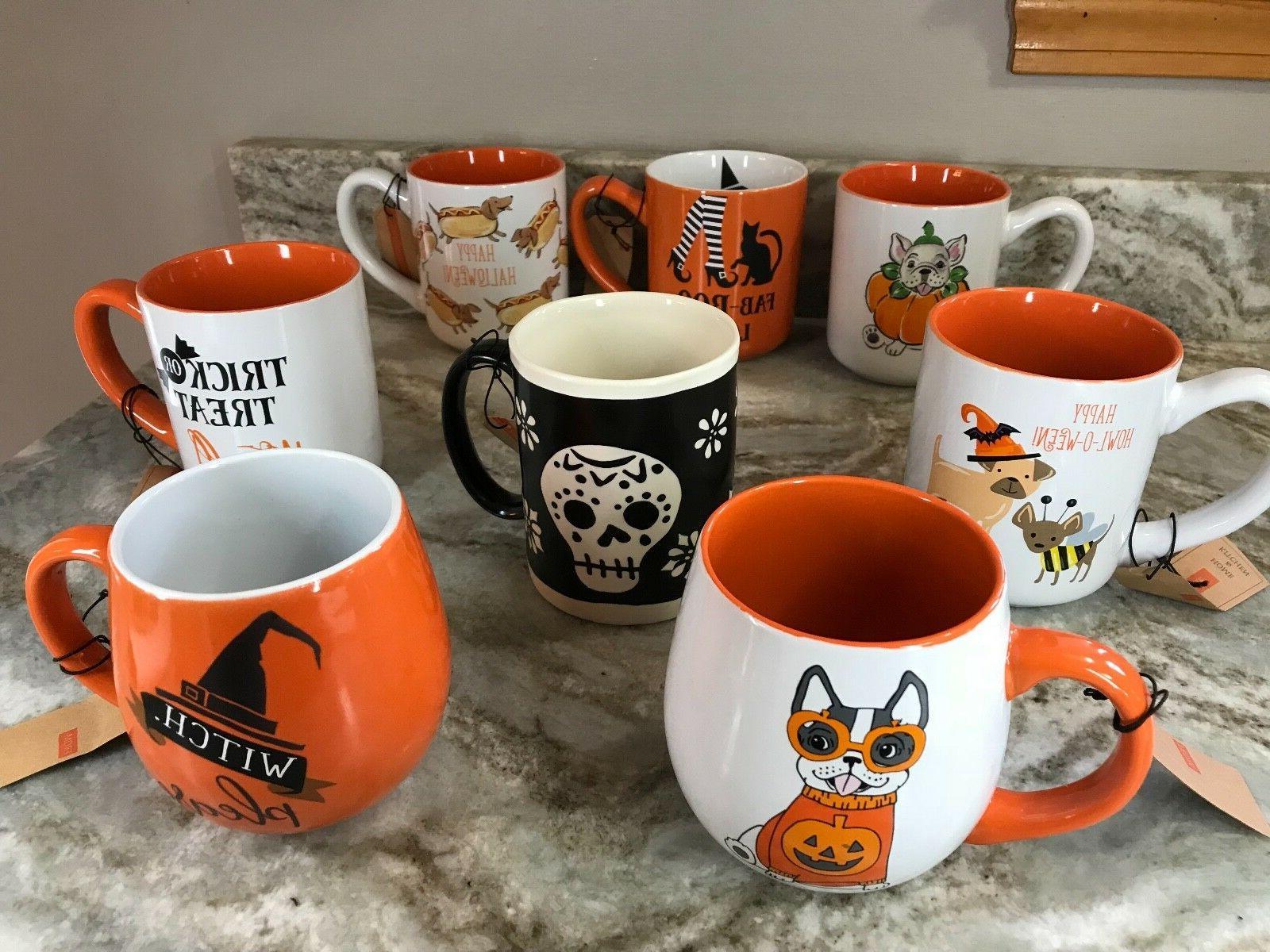 Halloween Coffee Design Trick Or New
