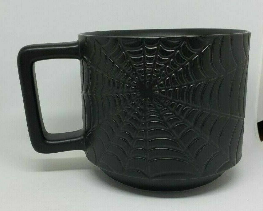 Starbucks 2019 Skull & Spiderweb Set Of Mugs Cup