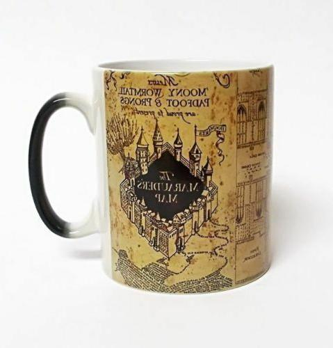 Harry Potter Ceramic Changing Sensitive Cup