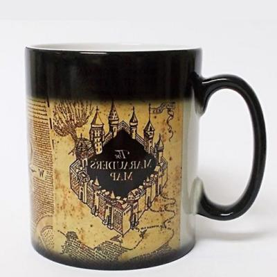 Harry Potter Ceramic Color Changing Magic Cup Cup