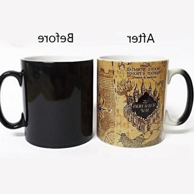Harry Potter Ceramic Changing Sensitive Magic Coffee Cup