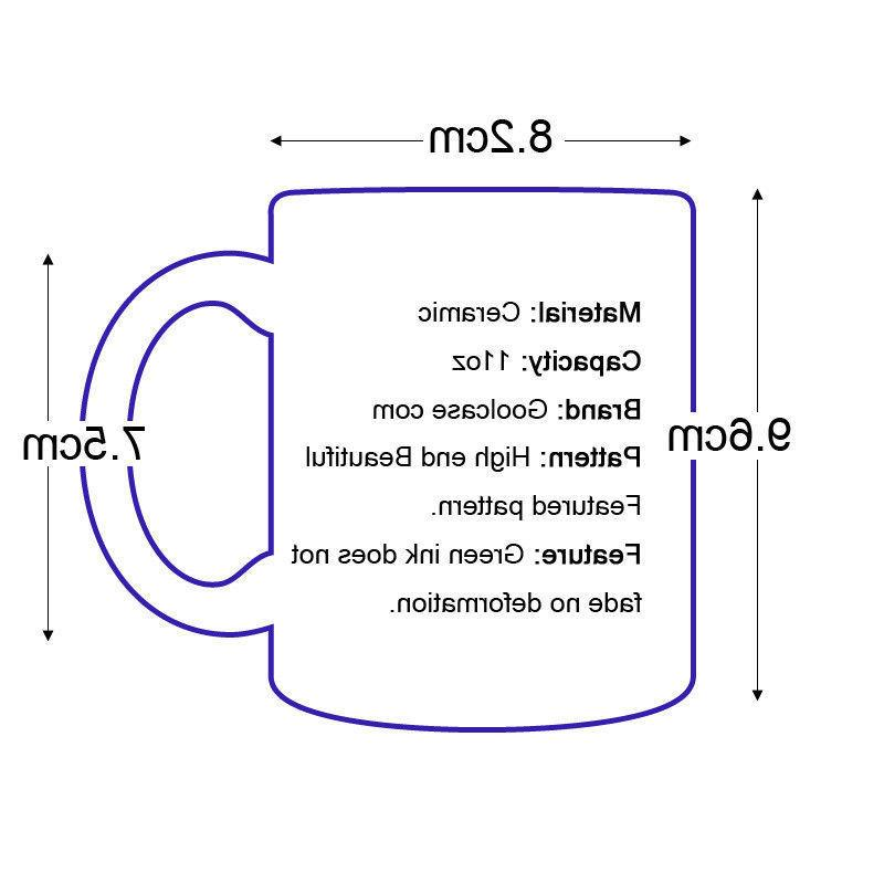 Harry Potter Broomsticks Mug Tea Mug Coffee Gift