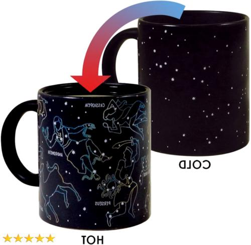 heat changing constellation mug by stars ap