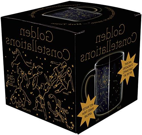 Heat Changing Constellation - - Add Tea and Appear a