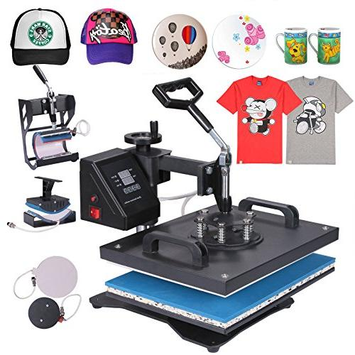 heat press 1 multifunction sublimation