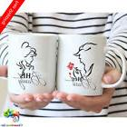 His Beauty Her Beast mugs set Beauty and the beast gifts Dis
