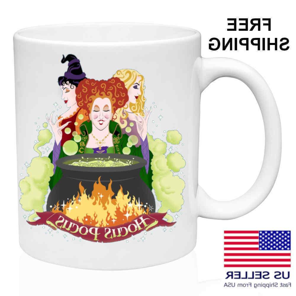 hocus pocus sanderson sisters gift mug 11oz