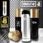 Battleraddle Hot/Cold Coffee Travel Shotgun Bullet Thermos D