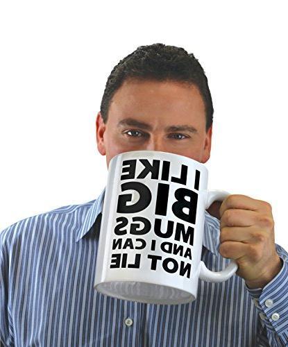 i like big mugs gigantic