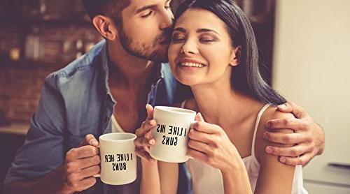 I I Like Her Couples Mug Couple Mug - Coffee Mug - Funny For and and Husband - AW