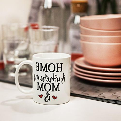 Inspirational for Coffee where - 12 Mom Cup on Mother's Day Present, Gifts Son