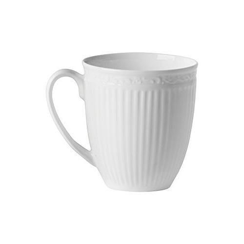 italian countryside bone china mug