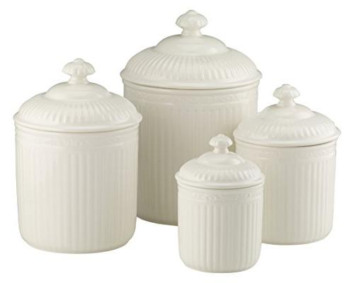 italian countryside canister set