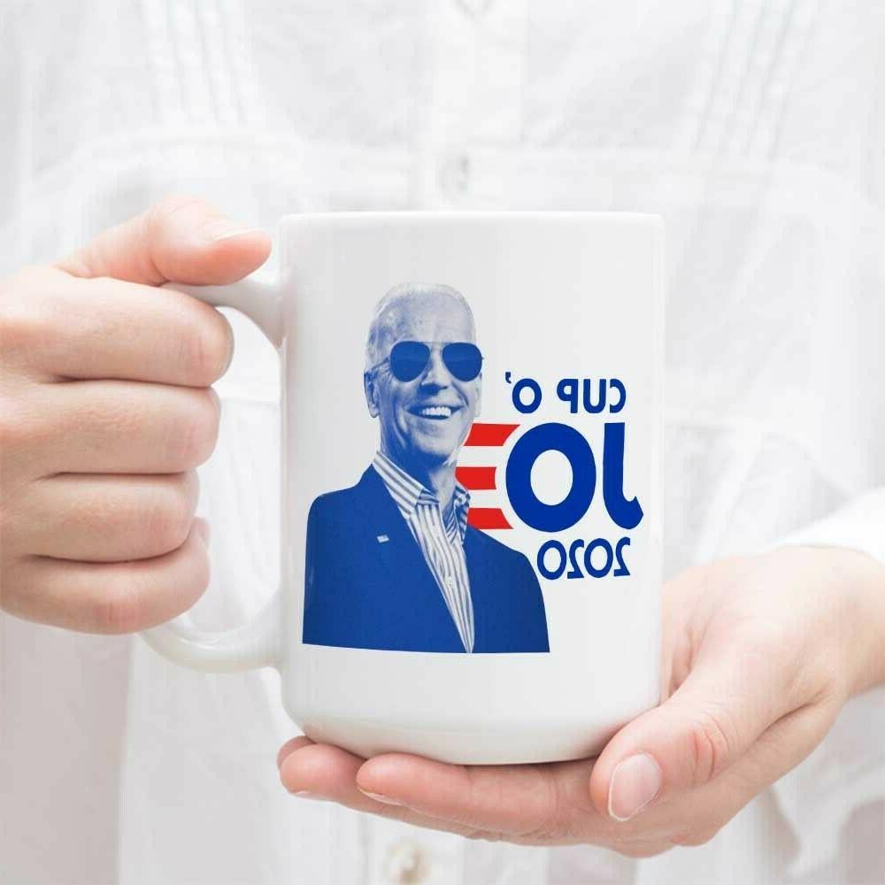 Joe 2020 Cup O' JO Democrat Coffee Mug