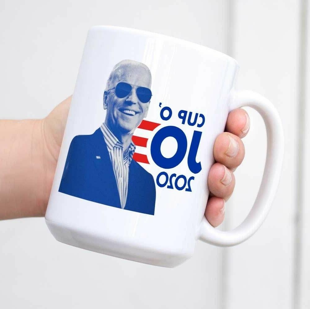 Joe Biden For 2020 Cup O' JO Democrat Mug