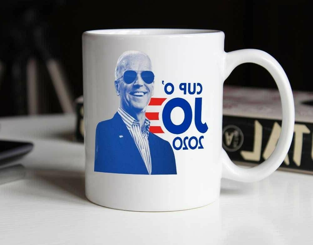 joe biden for president 2020 cup o