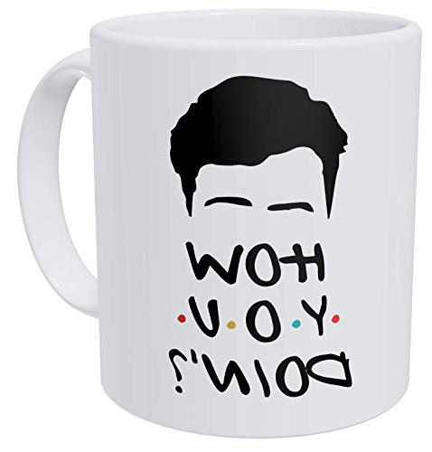 joey friends funny coffee mug