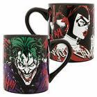 joker and shimmer 14oz coffee mug black