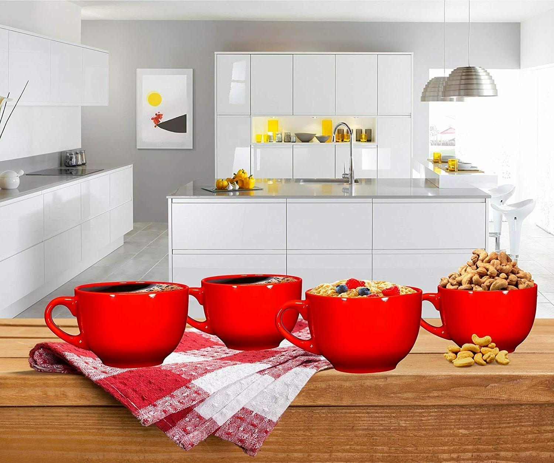 Bruntmor Jumbo Soup Cereal 4 Wide 24 Oz