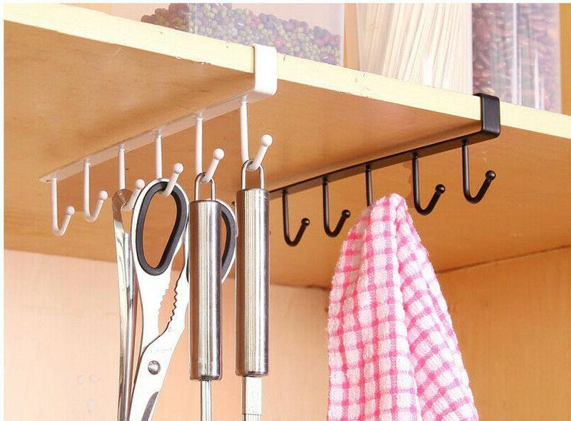 Kitchen Hanging Hook Hanger Organizer
