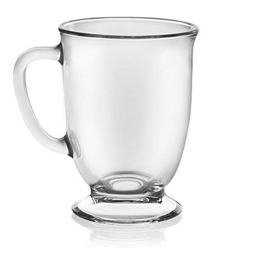 Libbey Glass Mugs, of