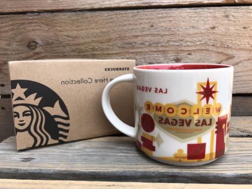 las vegas you are here mug brand